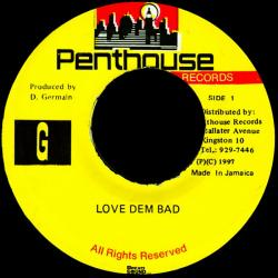 Various Artists - Love Dem Bad Riddim (1997)