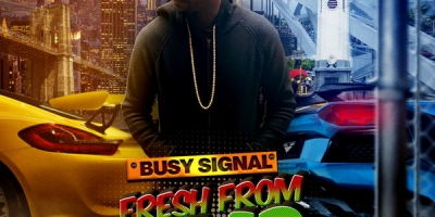 Fresh From Yaad by Busy Signal