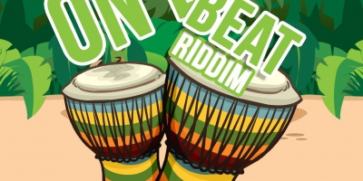 On D Beat Riddim by Various Artists