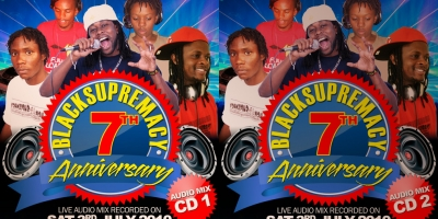7th Anniversary Live At Pink Elephant by Supremacy Sounds