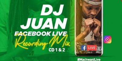 Facebook Live Pt. 1 by DJ Juan