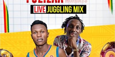 Fulizaa Mondays Live Juggling by DJ Gazaking Ft MC D Majail