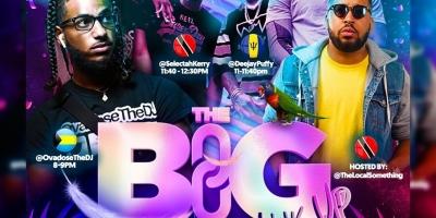 LIVE Set On Ovadose Radio, The Big Link by DJ Puffy