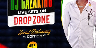 Dropzone Social Distancing Edition (Set 1 Roots) by DJ Gazaking