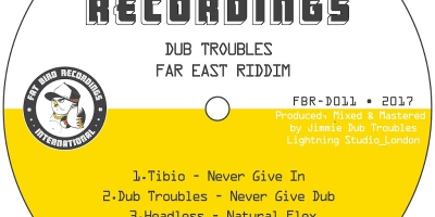 Far East Riddim by Various Artists