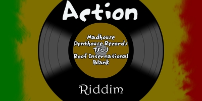 Action Riddim - 1992-1993 by Various Artists