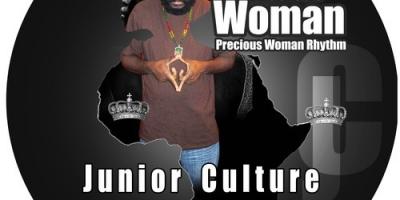 Precious Woman by Junior Culture