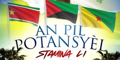 An Pil Potansyèl [Give Thanks Riddim] by Stamina Li