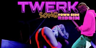 Twerk Song [Town Side Riddim] by Delomar