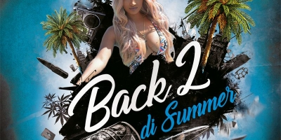 Back 2 Di Summer Vol. 1 by Just Dave