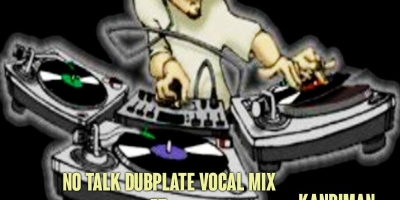 No Talk Dubplate Vocal Mix by DJ Warm N Easy
