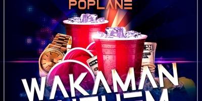 Wakaman Anthem by DJ Asma Ft Poplane