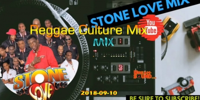 2018-09-10-Reggae Culture Mix by Stone Love