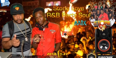 2018-11-27-R&B Party Soul Mix by Stone Love