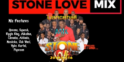2018-12-16-Dancehall Mix by Stone Love