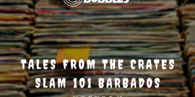 Tales From The Crates, Slam 101 Barbados by DJ Scratch Master & DJ Puffy