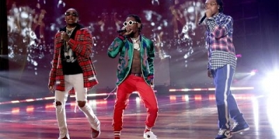 Bad And Boujee (Live On The Ellen DeGeneres Show 2017) by Migos