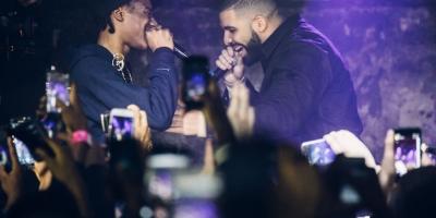 @ London Show! by Smoke Dawg & Nafe Smallz Bring Out Drake, Skepta, Section Boyz