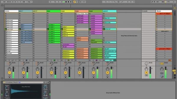 Ableton Live's picture, Dream Sound Media