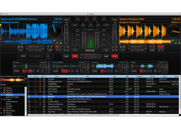 Mixxx's picture, Dream Sound Media