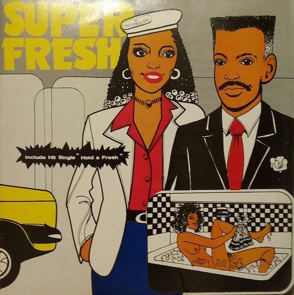 Super Fresh Aka Fresh Riddim Reggae Riddim 1987